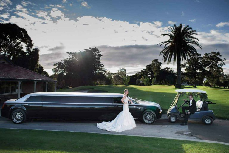 wedding car hire Badger Creek